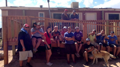 Navajo Nation, Gallup, New Mexico - Youth Missions 2016