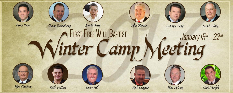 Camp Meeting 2017