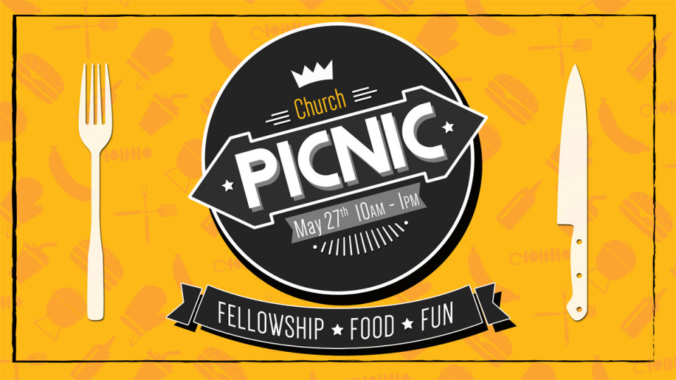 Church Fellowship Picnic