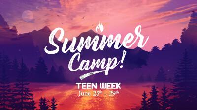Youth Camp - Teen Week