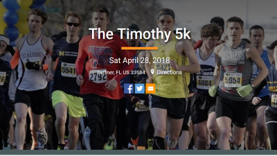 The Timothy 5K