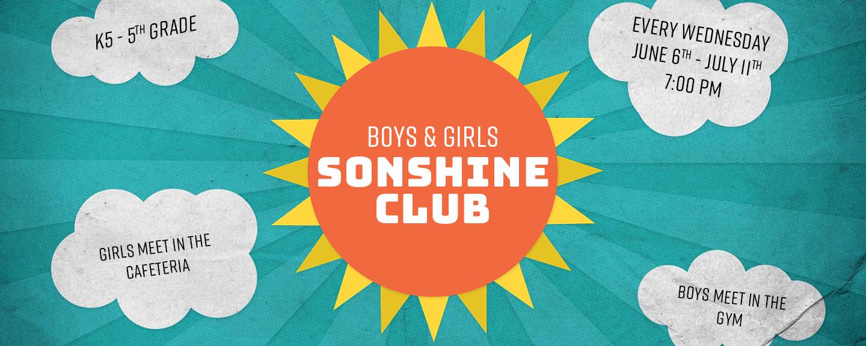 Sonshine Club