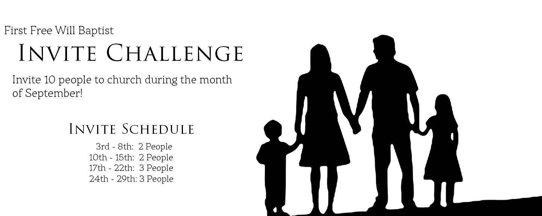 Invite Challenge