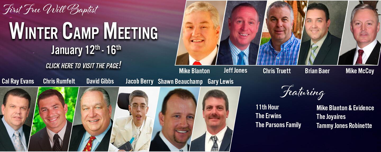 Camp Meeting 2020